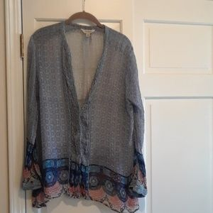 Lucky Brand shirt sz XL